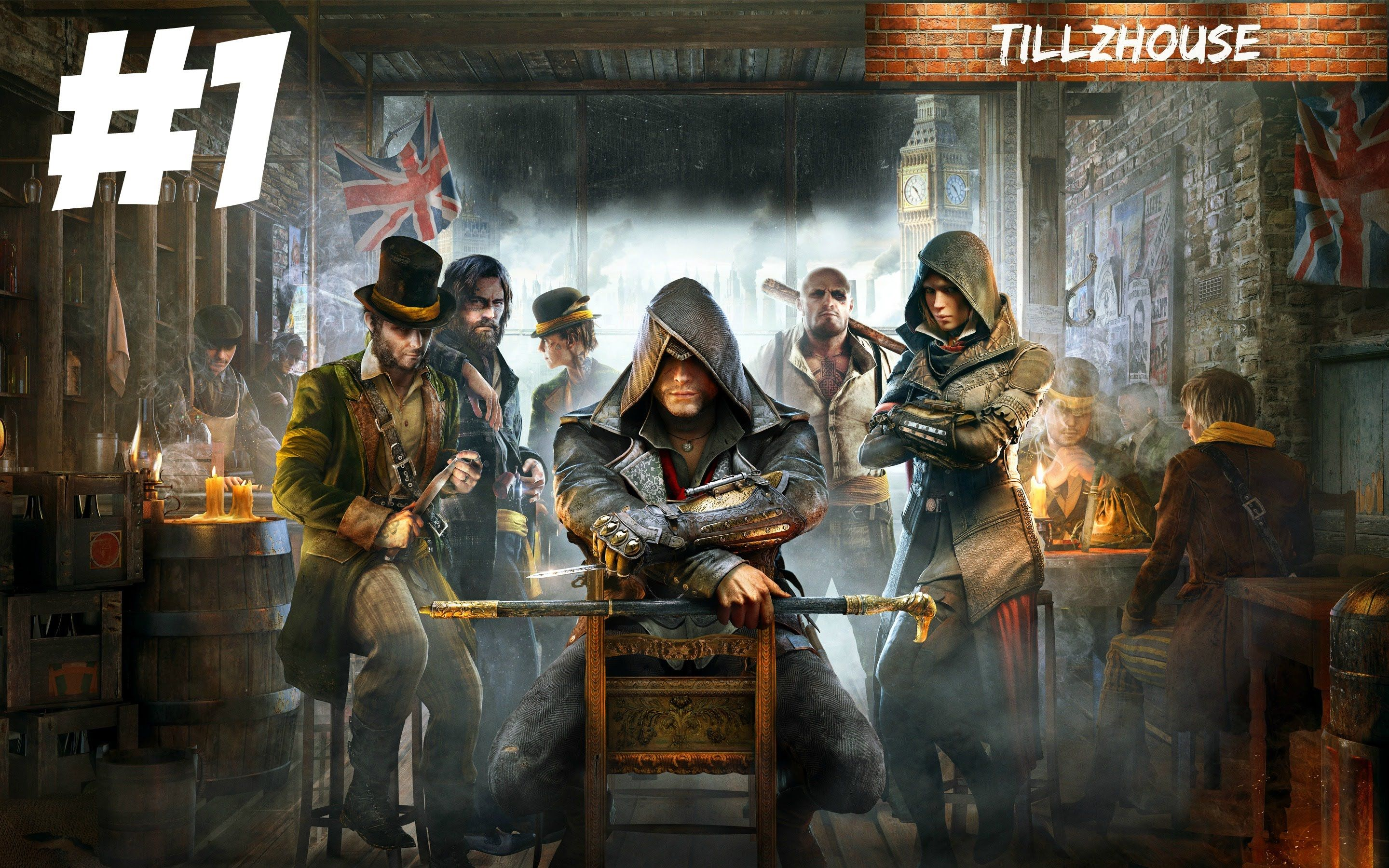 Assassins Creed Syndicate Gameplay Walkthrough Xbox One
