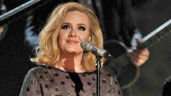Adele dominated the 2012 Grammys with six awards!