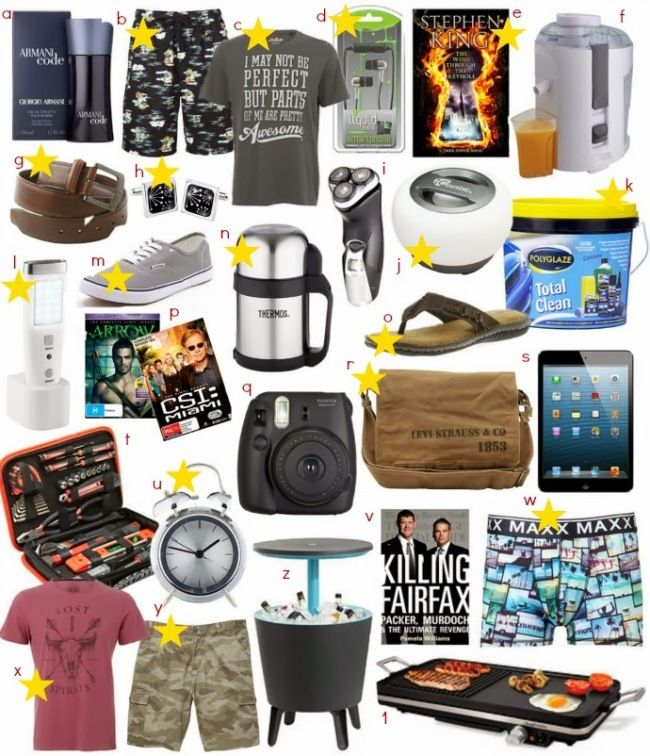 Young mens christmas gift ideas