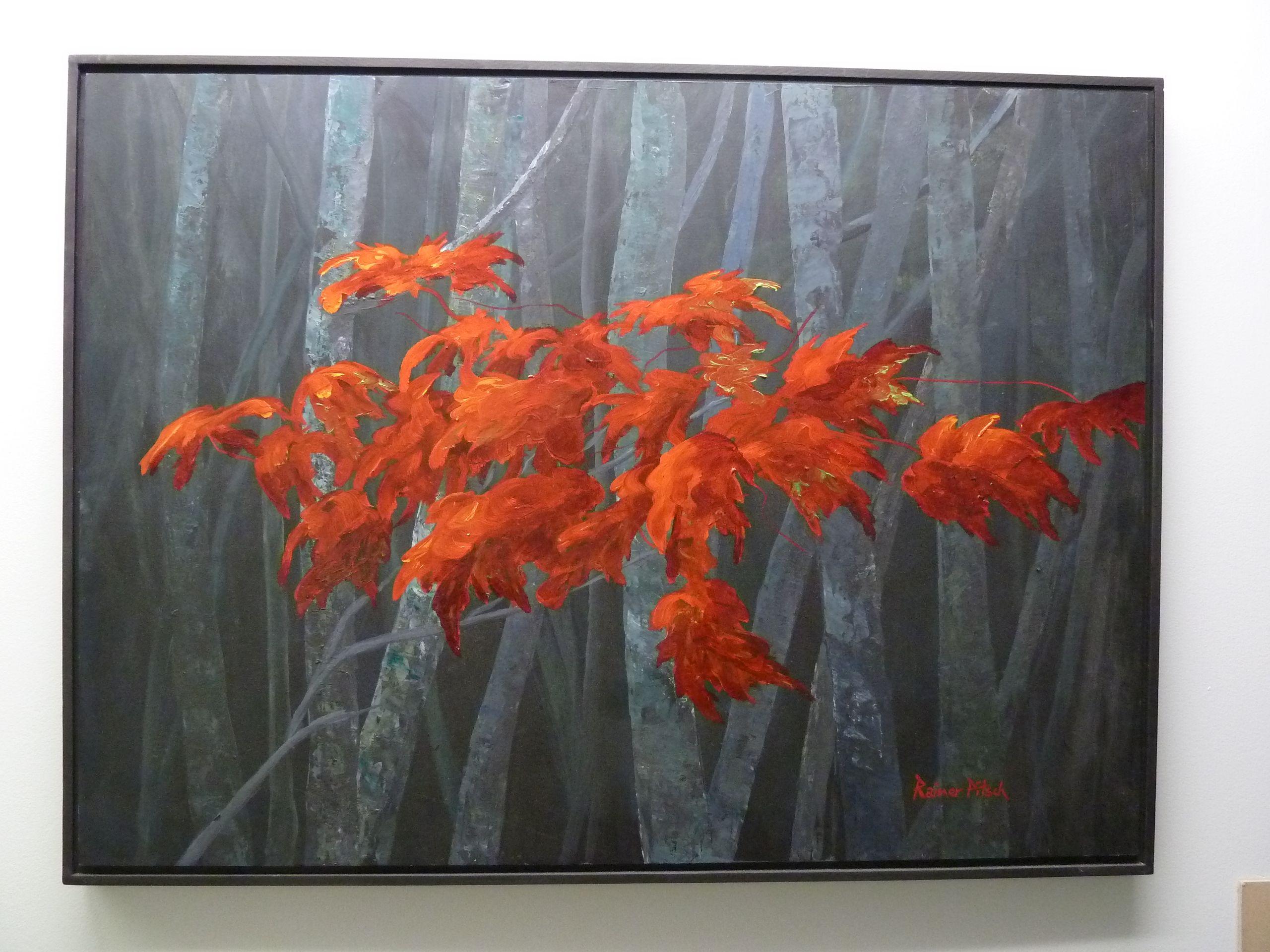 """by Rainer Pitsch 22x30"""""""