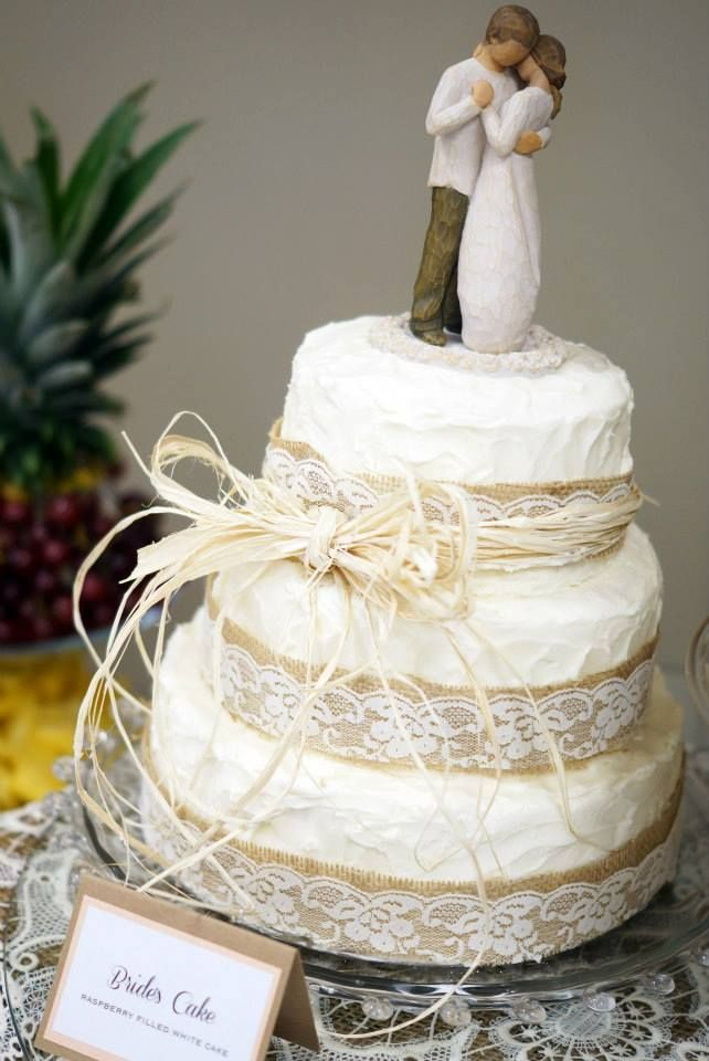 Wedding Cakes Without Fondant | All Things Wedding | Pinterest ...