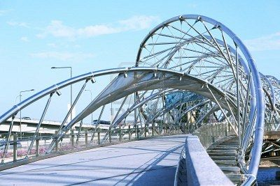 Bridge · A Metallic Spiral Structure ...