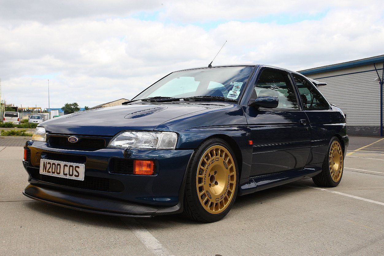 escort cosworth rs