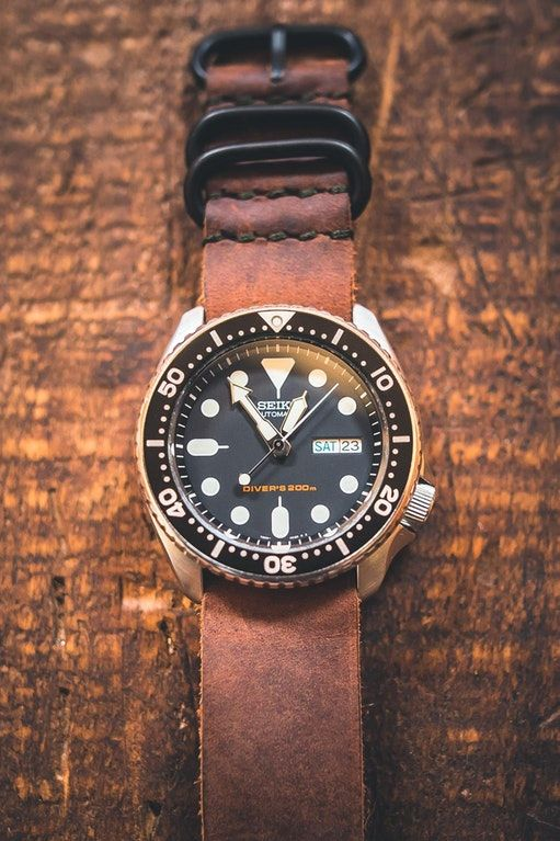 Pin by Vaasd on Watches (With images) Seiko skx, Seiko