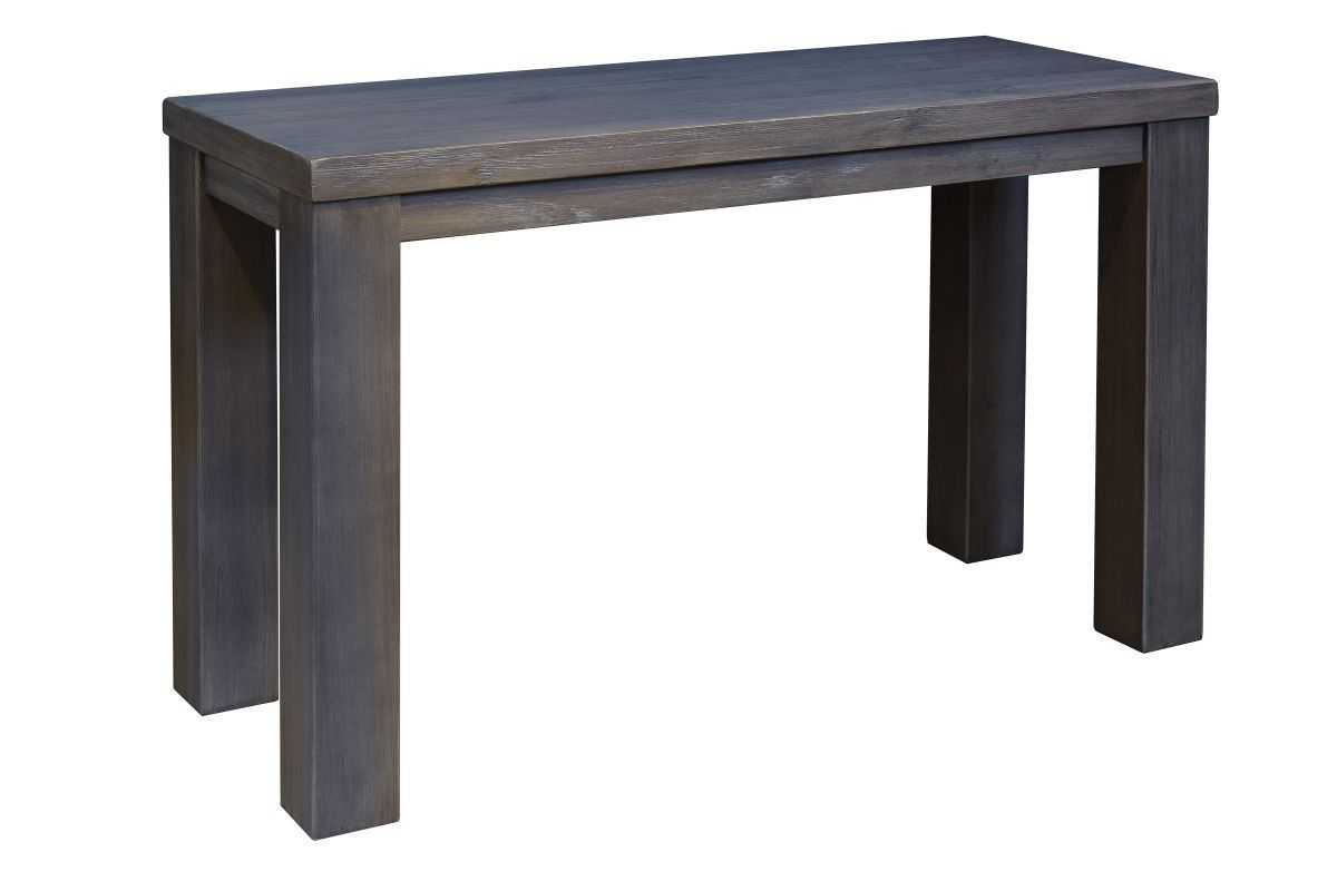 Lamoille Dark Gray Sofa Table