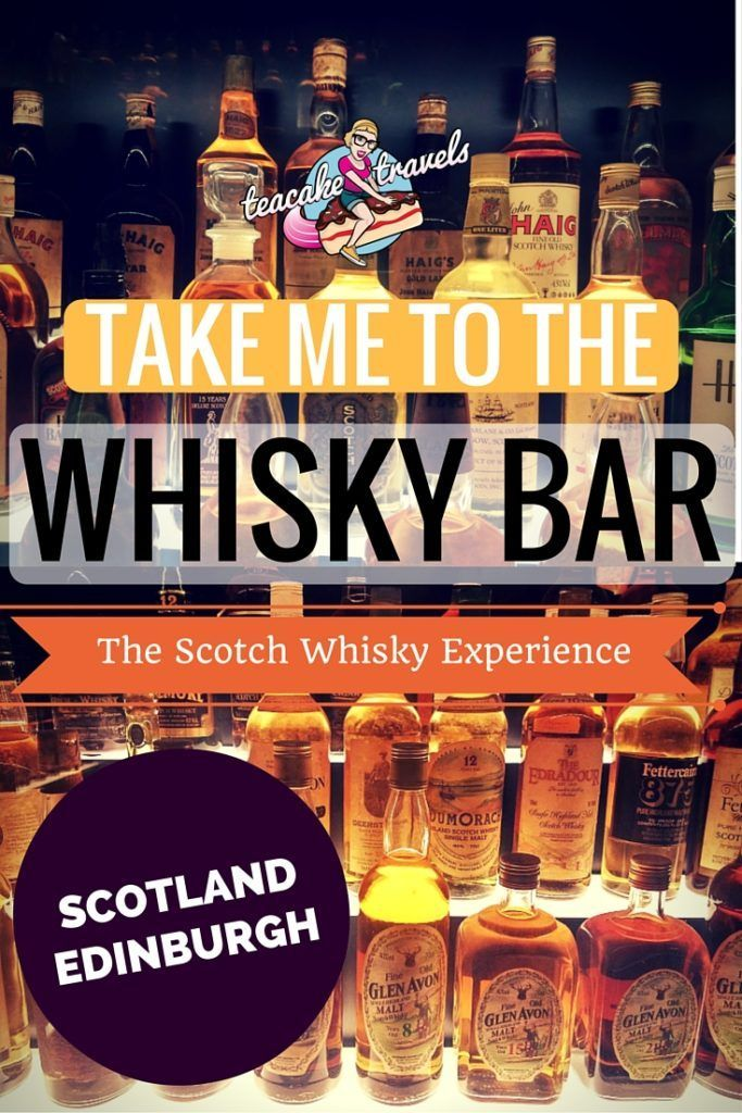 The Doors had the right idea when crying out for the next whisky bar. Discover the delights of whiskey tasting at the Scotch Whisky Experience in Edinburgh!