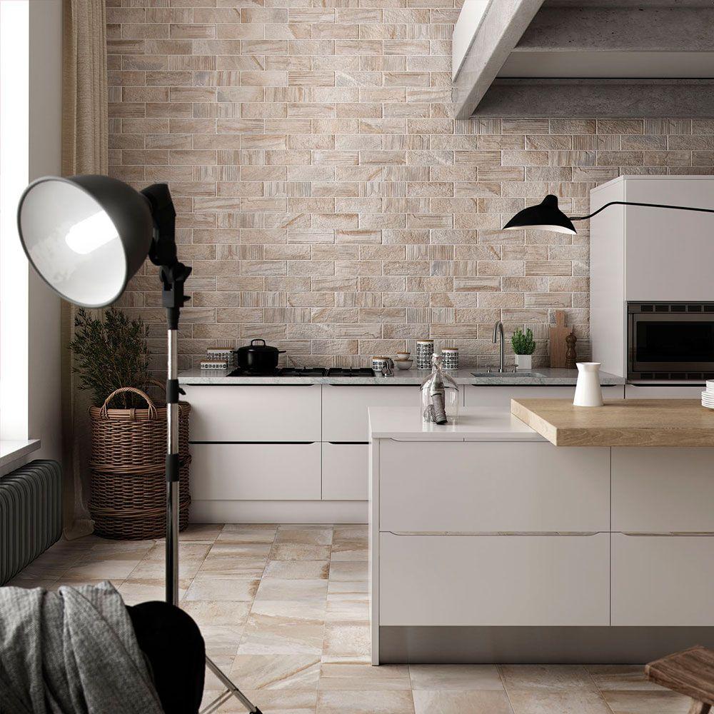 las novedades en baldosas cermicas de efecto natural ms realistas con lo ltimo en impresin digital - Lo Ultimo En Cocinas