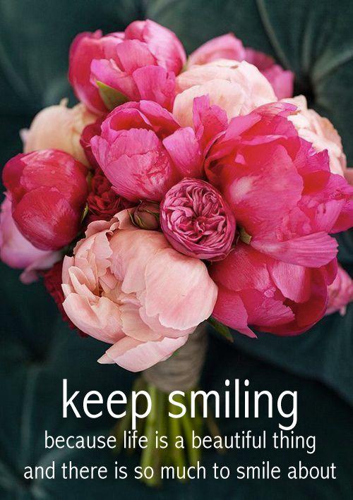 citat om blommor