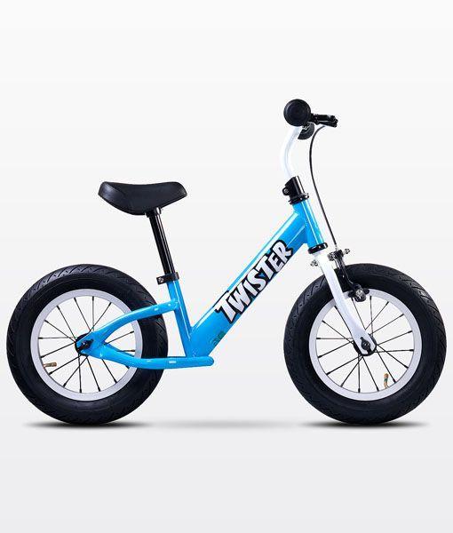 Bicicleta sin pedales Twister Toyz azul [TWISTER AZUL] | 89,00€ : La tienda online para tu peke | tienda bebe pekebuba.com