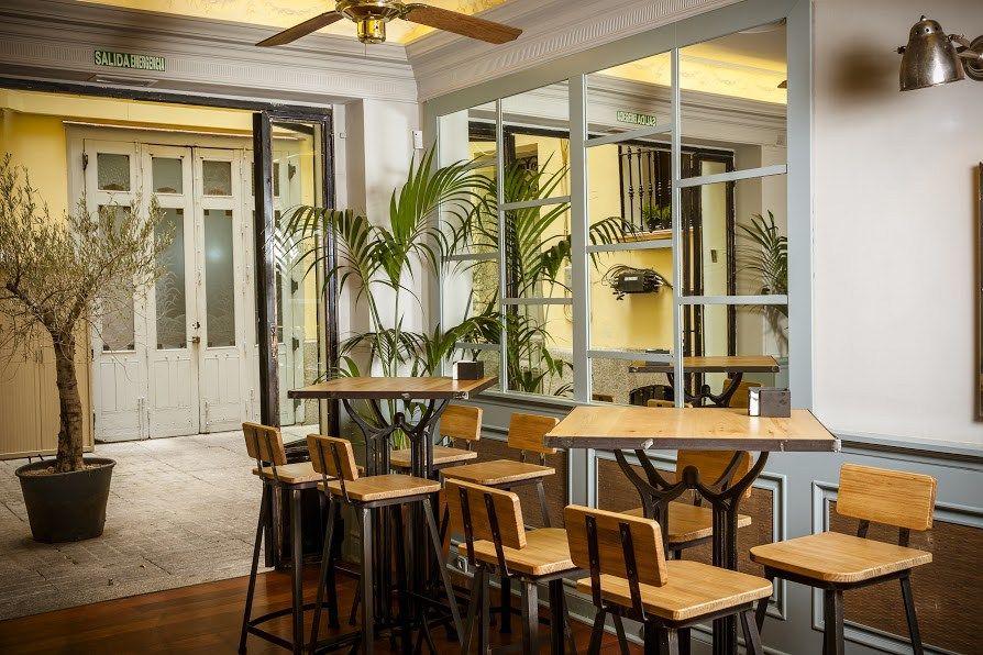 Oribú Gastrobar – Madrid | El restaurante, Tiendas decoracion y ...