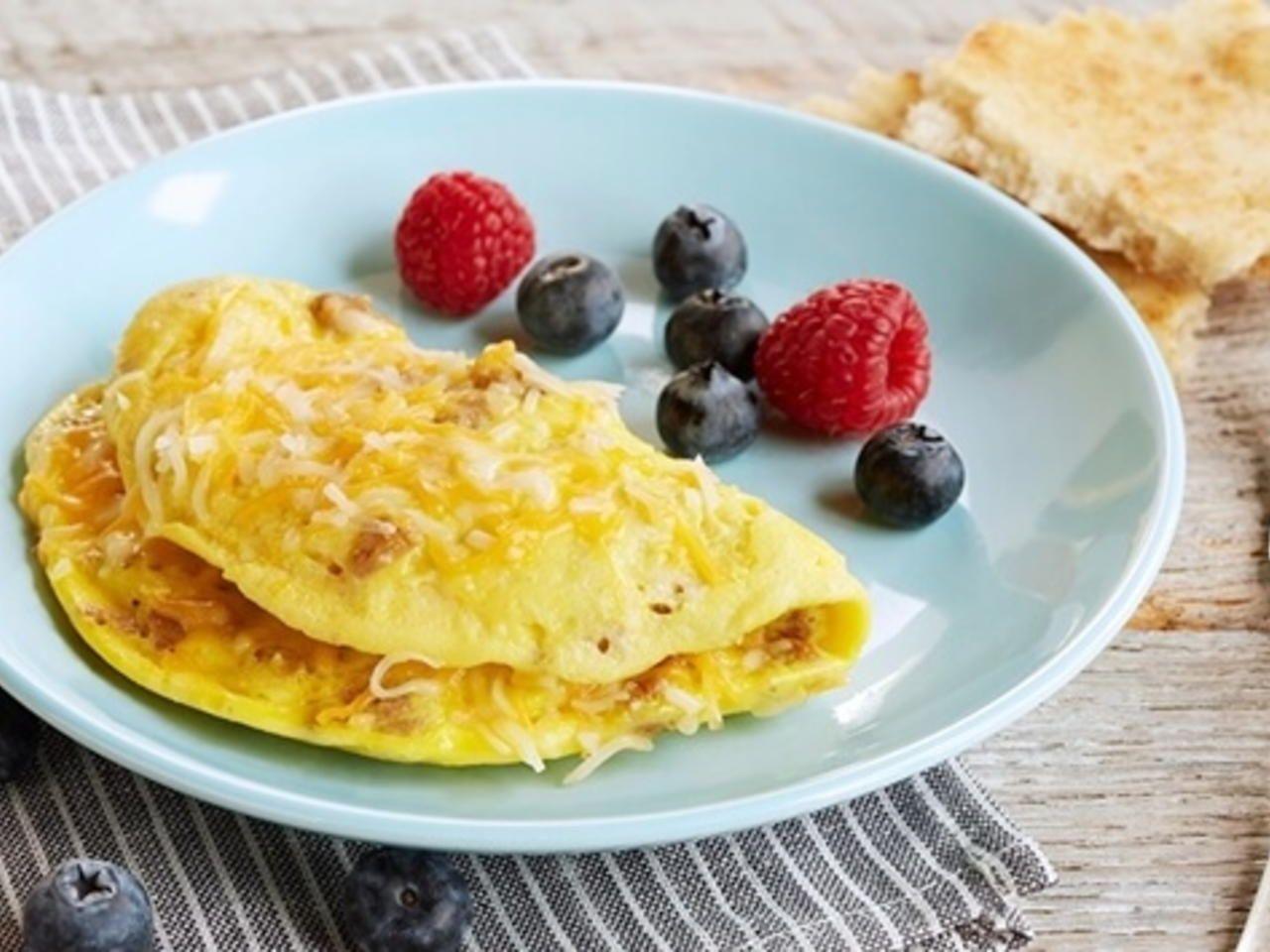 Resep Telur Omelette Resep Makanan Dadar Telur Makanan