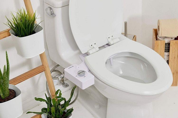 Aftermarket Bathroom Bidet Devices Toilet