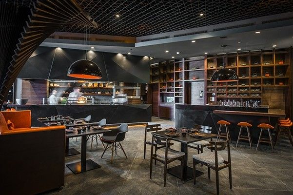Smoking Doll Asian Restaurant Opens On Reem Island Nation Towers