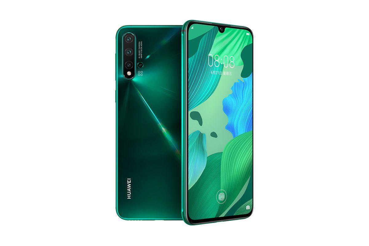 أعلنت شركة Huawei عن ثلاثة أجهزة جديدة هي Nova 5 و Nova 5 Pro و Nova 5i إلى جانب مجموعة شرائح 7nm Kirin 810 الجديدة Phone New Phones Huawei