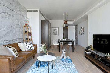 VICKY - contemporary - Living Room - Hong Kong - hoo Interior Design & Styling