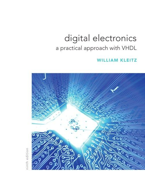 Digital Electronics: A Practical Approach with VHDL | ELECTRICAL ...