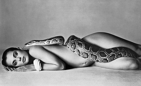 時尚攝影典範 – Richard Avedon