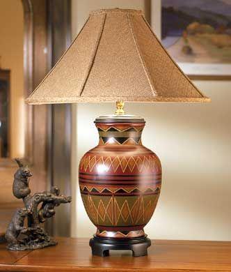 Table Lamps Bob Timberlake Rustic Southwestern