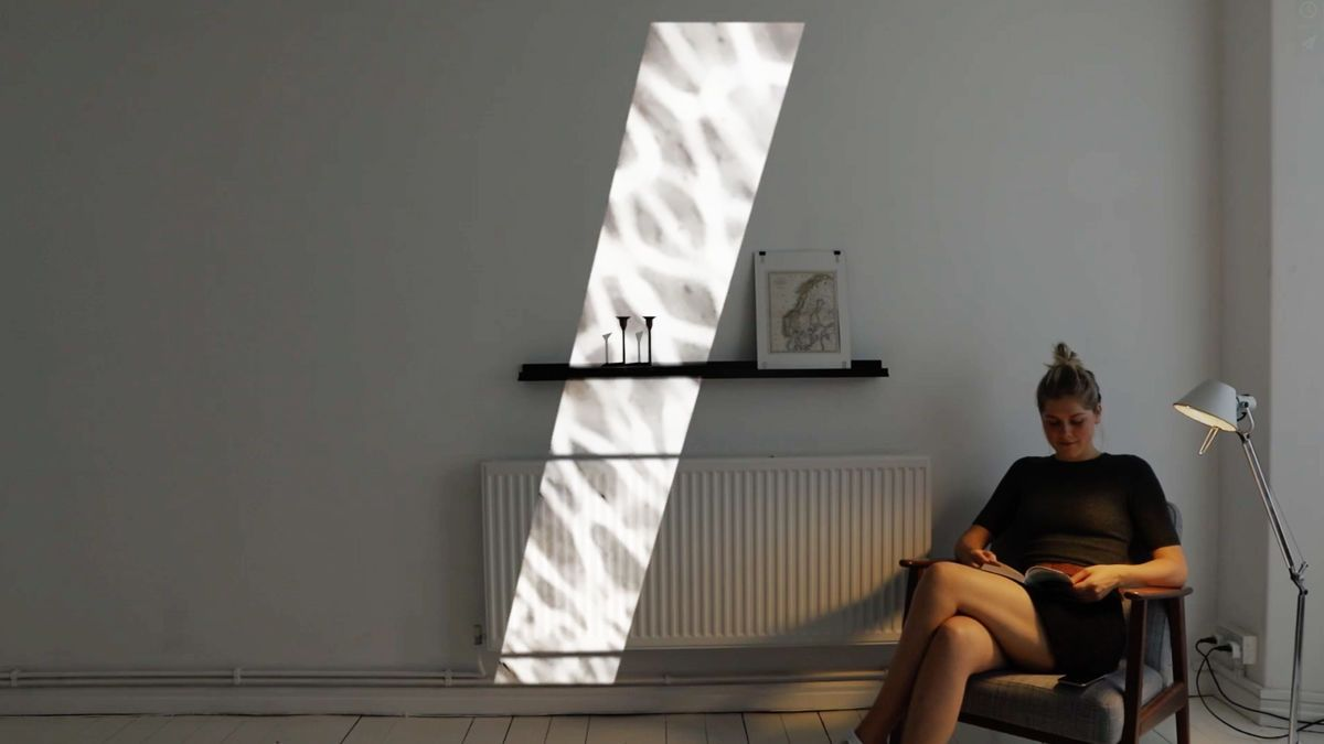 ライト 自然光