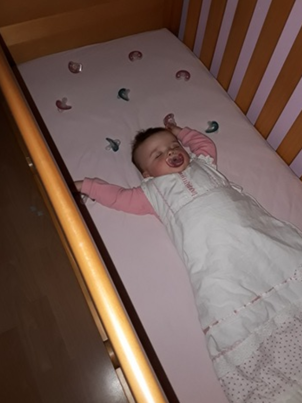 This Mom's Binky Trick for Getting Her Baby to Sleep Through the Night Is Going Viral #geniusmomtricks