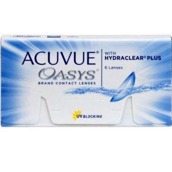 Amazon.com  Acuvue Oasys Contact Lenses (6 lenses box - 1 box ... 93eee2b918673