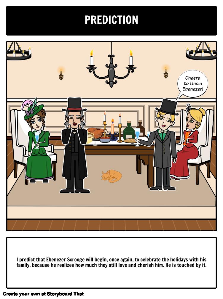 A Christmas Carol by Charles Dickens   Christmas carol, Christmas carol summary, Carole