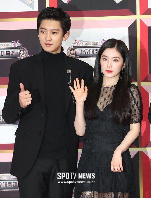 Exo sehun and red velvet irene dating divas