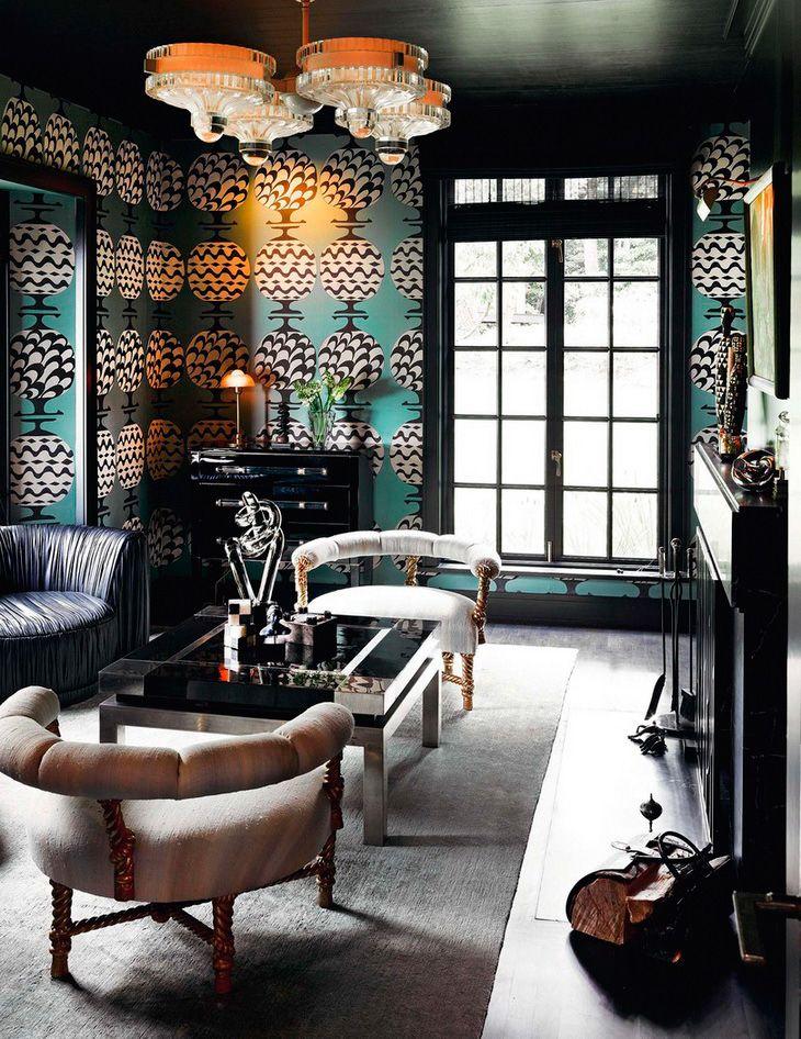 Douglas Friedman French Architectural Digest Places Interiorism