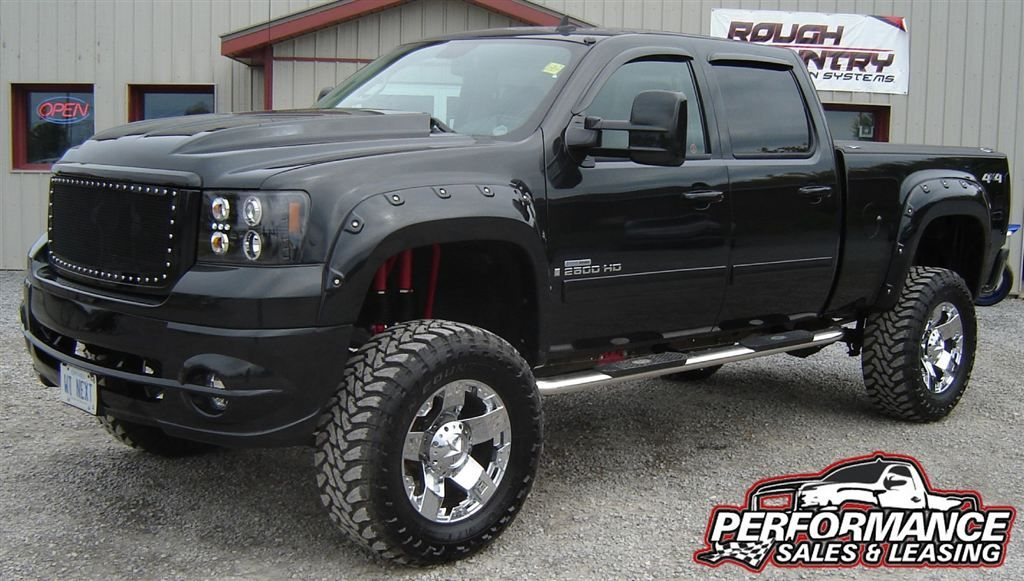 Cadillac front end conversion - Page 3 - Chevy and GMC Duramax Diesel Forum