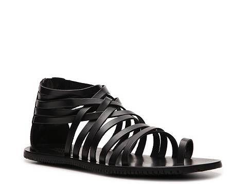 dd7fb948b63b Mercanti Fiorentini Leather Gladiator Sandal Sandals Mens Shoes - DSW