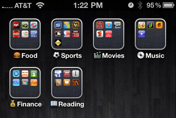 How to Put All Apps in A Single Folder in iPhone and iPad