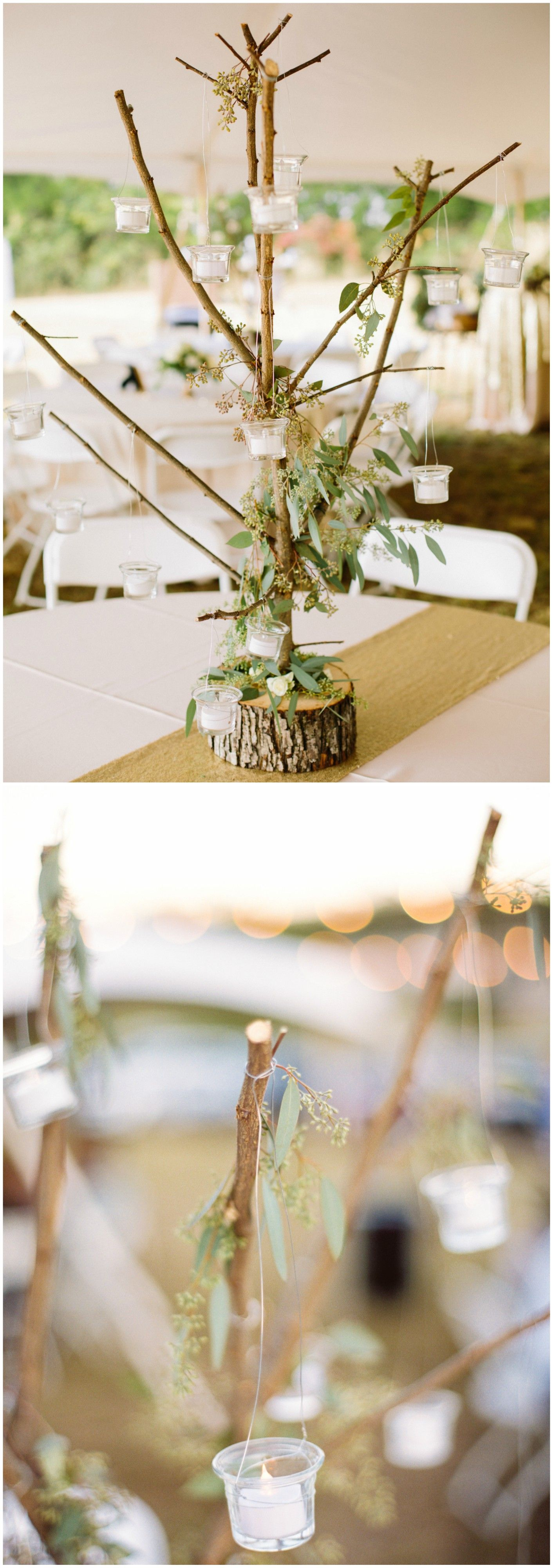 The Smarter Way to Wed | Wedding reception centerpieces, Reception ...