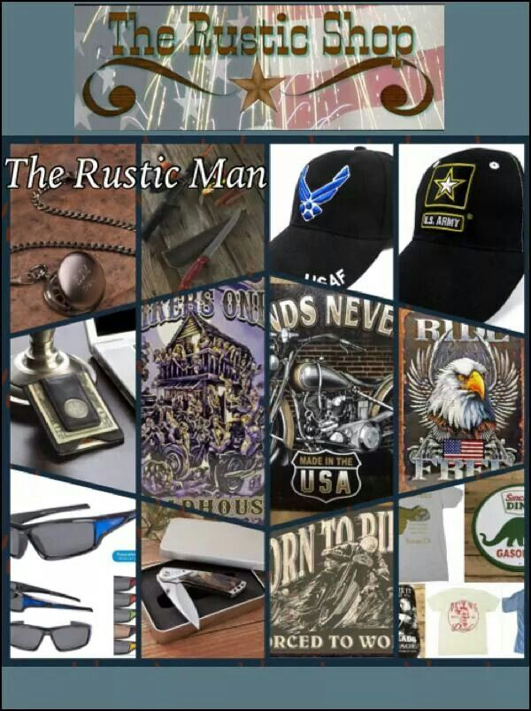 For the en in your life. www.rusticcountryshop.com