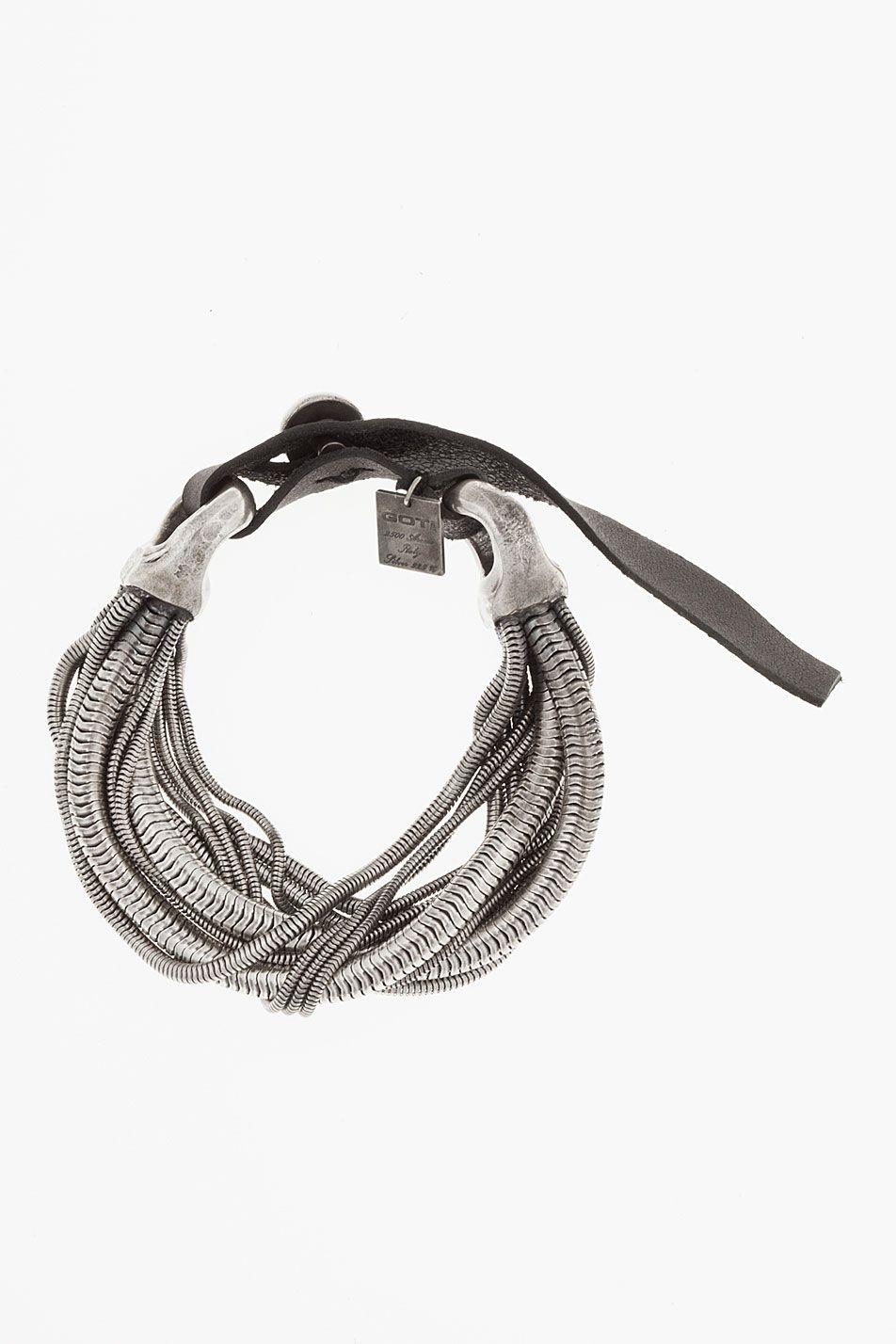 JEWELLERY - Bracelets Goti Sfdiz2y8