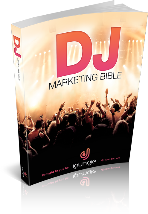 Free PDF Ebook 'The DJ Marketing Bible' | Buzzsonic music