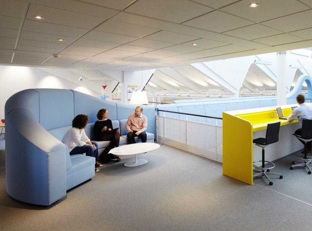 High Quality LEGO PMD / Rosan Bosch + Rune Fjord. Lego OfficeInterior Design ... Design Inspirations