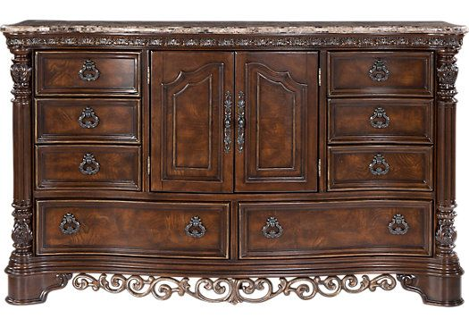 Shop For A Handly Manor Dresser At Rooms To Go. Find Dressers That Will  Look Great In Your Home And Complement The Rest Of Your Furniture.