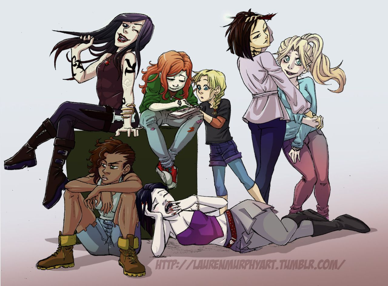 So cool shadowhunter universe girls! (With images) | The ...
