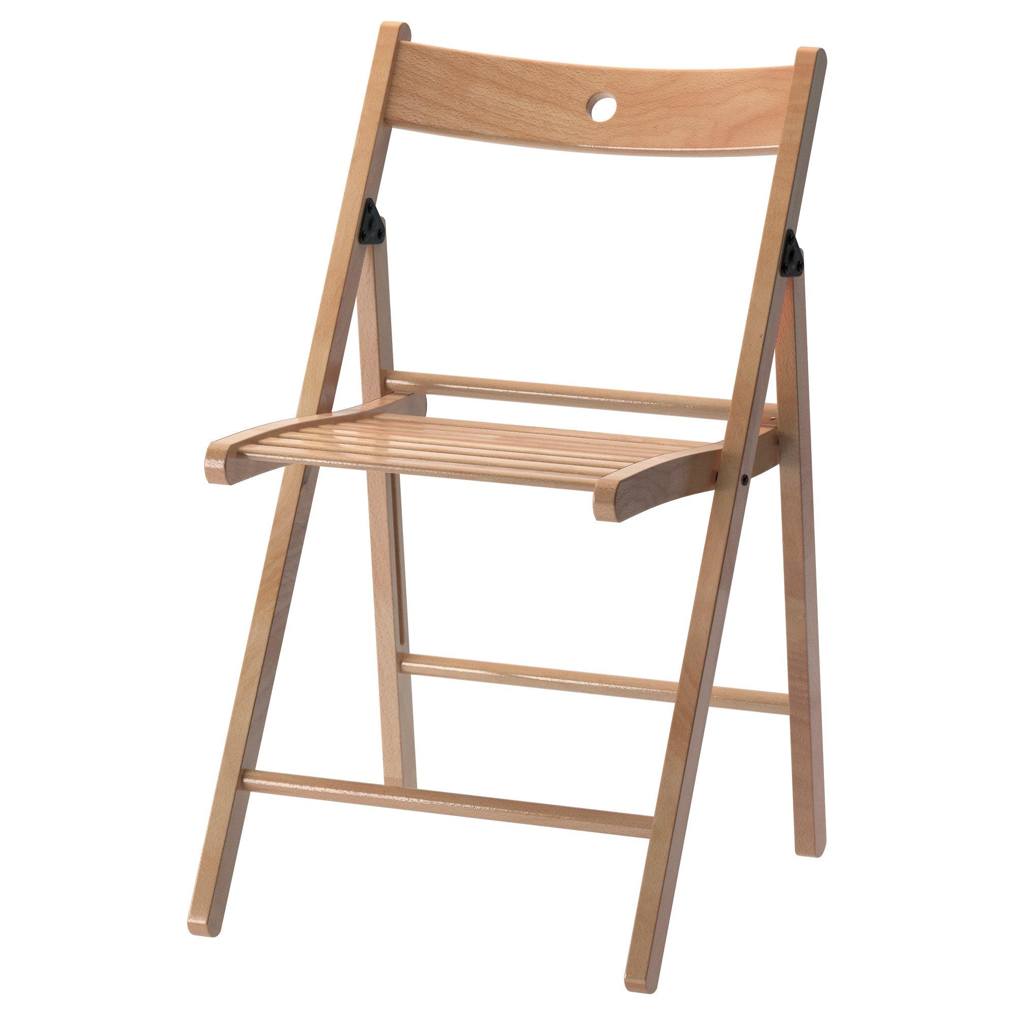 Sedie Pieghevoli Imbottite Ikea.Terje Sedia Pieghevole Faggio Esstisch Stuhle Stuhle