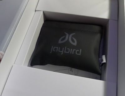 Jaybird Freedom Wireless F5 (SGD 259 / USD 199) - A stylish sweatproof pair of Bluetooth buds that delivers a total of 8 hours of battery life.