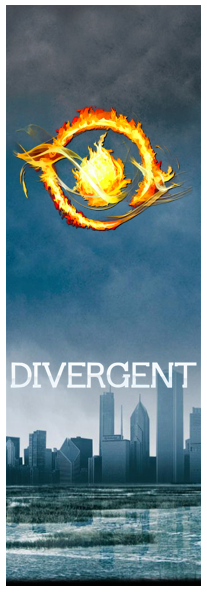 Divergent Bookmark by tmanintown on deviantART | DIY and ...