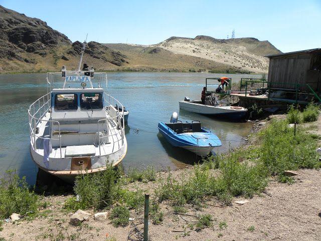 Ili River, Kazakhstan