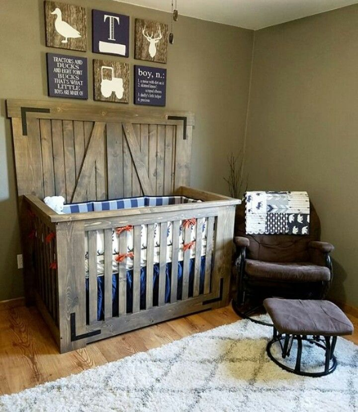 Simple Southern Baby Boy Nursery Rustic Baby Rooms Rustic Baby Boy Nursery Rustic Nursery Room Ideas