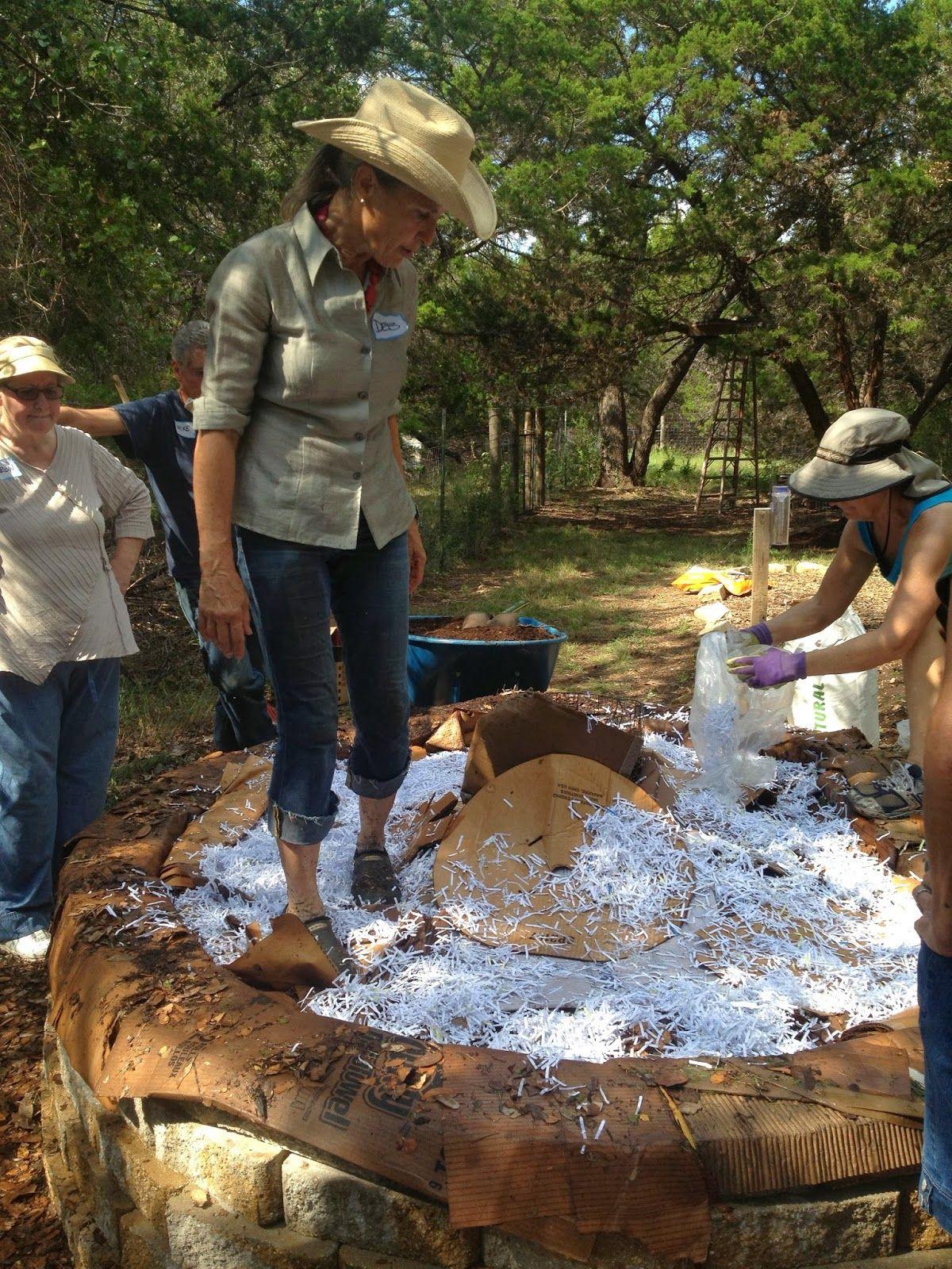 Keyhole Garden Workshop with Deb Tolman | Meridian World School ...