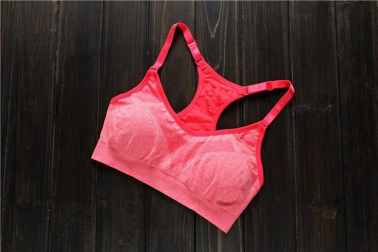 TUFF ACTVWEAR Adjustable Sports Bras Bra tops, Women's
