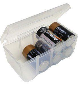 D Battery Storage Box Battery Storage Storage Box Storage