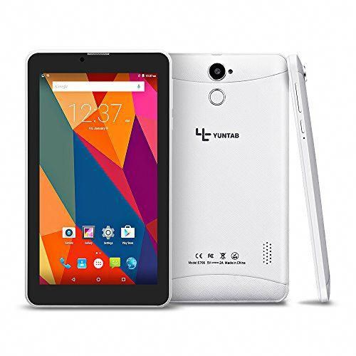 Discounted Yuntab E706 7 inch Google Android 6.0 Tablet 3G