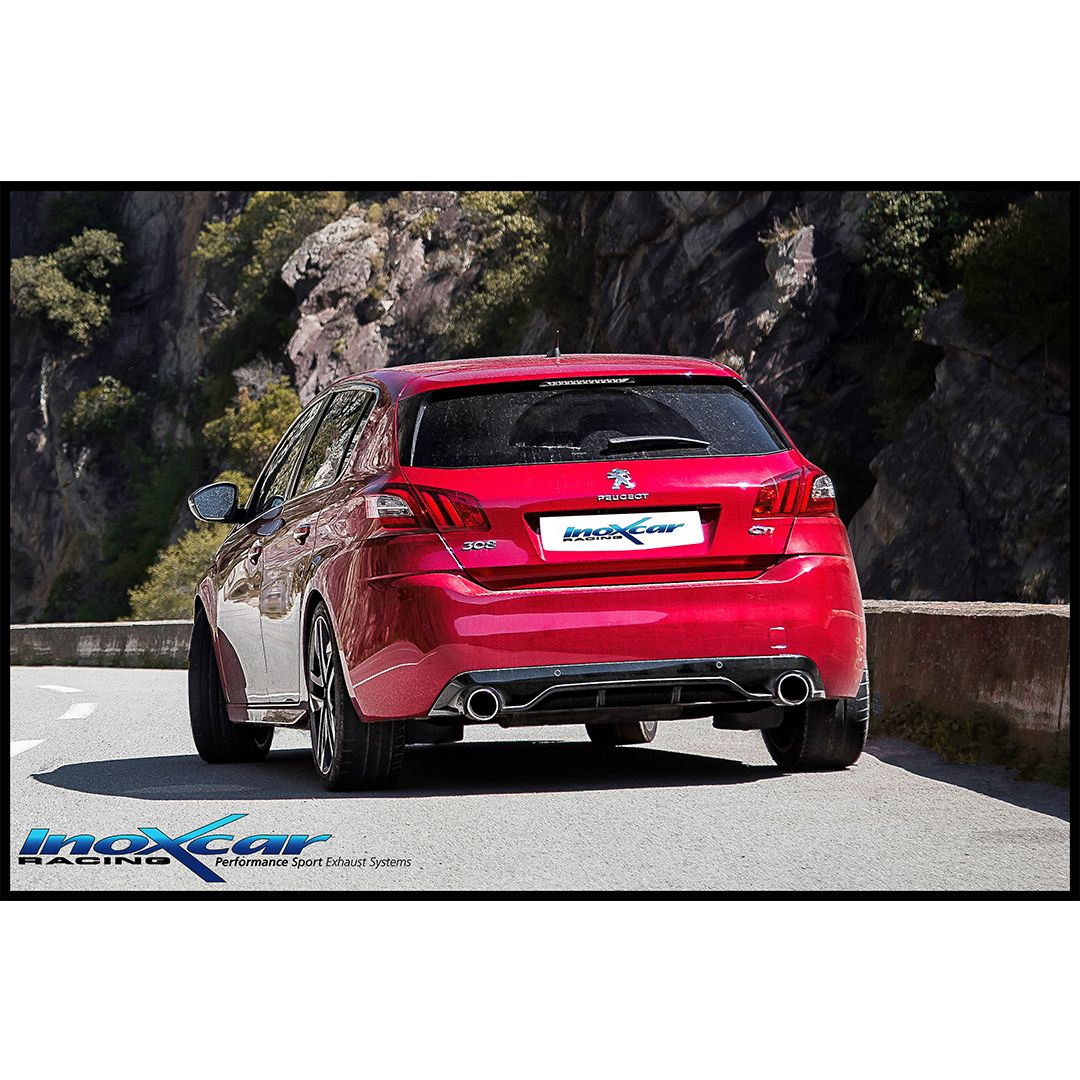 Peugeot 308 GTI 1.6 (270cv) - #Inoxcar #Racing #Tuning # ...