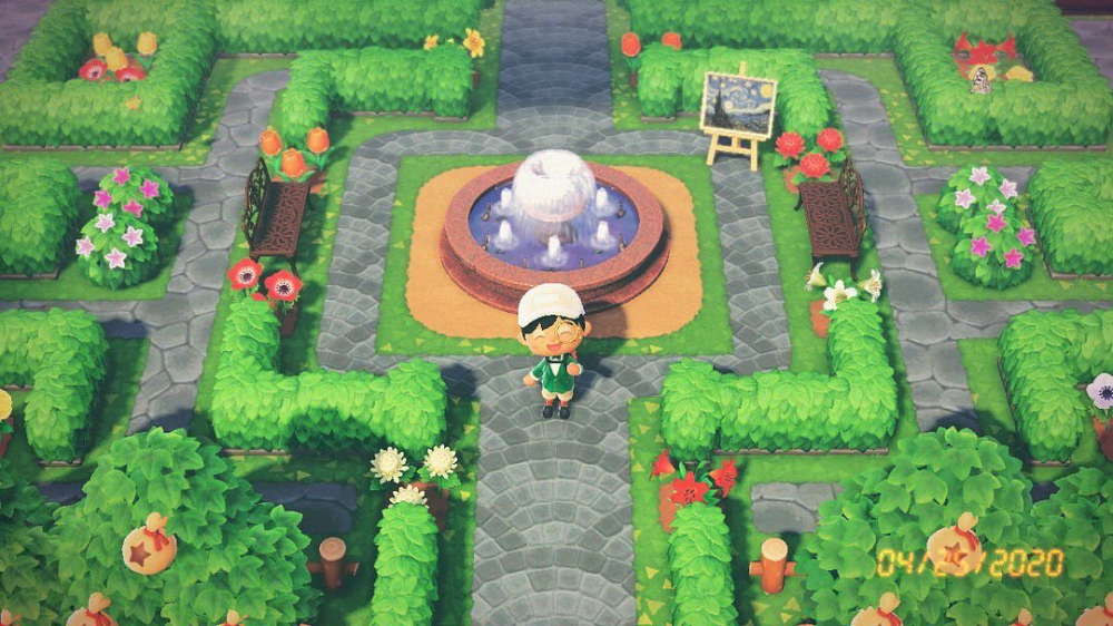 "Animal Crossing Inspiration on Instagram ""Amazeing park"