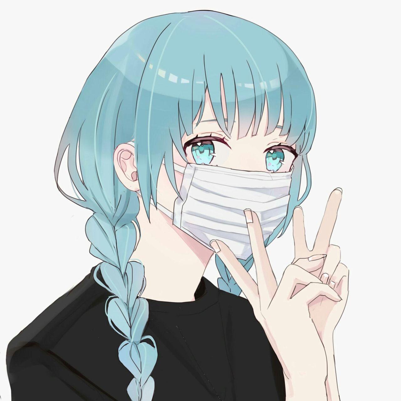 wallpaper anime terpisah aesthetic pin